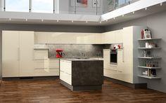 Küche // 101 Kitchen Island, Home Decor, You're Welcome, Ideas, Island Kitchen, Interior Design, Home Interior Design, Home Decoration, Decoration Home