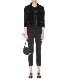 mytheresa.com - Sneaker slip-on in pelle - Luxury Fashion for Women / Designer clothing, shoes, bags