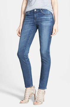 Nine Years Evolved - 'Stilt' Cigarette Leg Jeans by AG