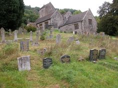 OLD CHURCHS AND GRAVEYARDS - Google Search