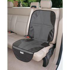 Summer Infant Duo Mat 2 In 1 Car Seat Protector - Black/Grey