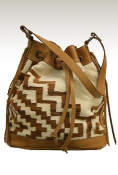 ef999340a5 The Kilim Drawstring Bag Virtual Closet