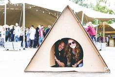 KarTent: 100% recyclable cardboard tents want to solve the waste problem at music festivals