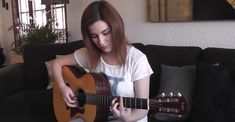 She Picks up the Guitar and Plays One of the Best Instrumental Covers of 'Hotel California'
