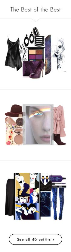 """The Best of the Best"" by virginia-8 ❤ liked on Polyvore featuring MAC Cosmetics, Emporio Armani, La Regale, Boohoo, Dolce Vita, Bardot, MANGO, Janessa Leone, NARS Cosmetics and Olivia Burton"