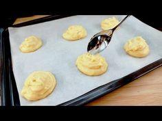 Felejtsd el a kenyér gyúrását! Csak 5 perc, és beteszed a sütőbe! # 620 - YouTube Four, Griddle Pan, Bread Recipes, Rolls, Pudding, Baking, Desserts, Forget, Play Dough Homemade