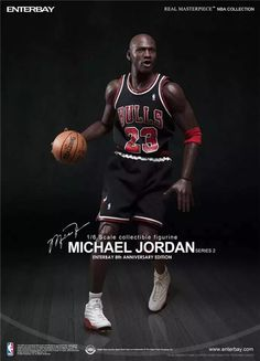 70bd02eec903 33 Best Enterbay Michael Jordan images