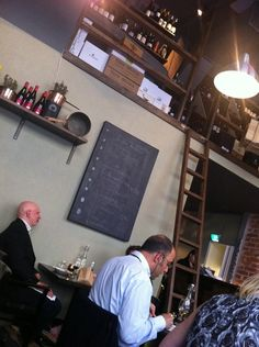 Restaurant Muru in Helsinki
