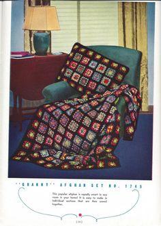 🍂 🌸🌼 🌺 🍂 Crochê Padrão Afegãos Quadrado Rosas Fleisher itens decorativos Criações -  /  🍂 🌸🌼 🌺 🍂 Crocheting Default Square Roses Fleisher Afghans Knacks Creations -