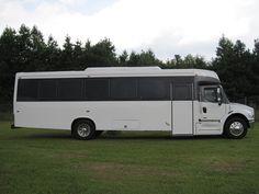 bus sales, ameritrans freightliner, rt