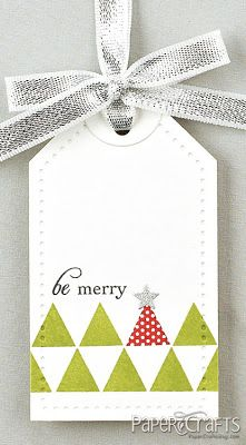 Christina MacLaren from Holiday Cards & More, Volume 8, a special interest publication from Paper Crafts magazine.