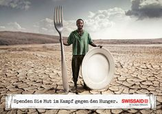 SwissAid | Charity advert | Africa