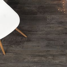 DuJour Polished Charcoal Porcelain TileThe DuJour Polished Charcoal Tile brings the warmth of wood to life. It combines all the Ceramic Subway Tile, Glass Subway Tile, Bathroom Flooring, Kitchen Flooring, Tile Flooring, Floors, Basement Flooring, Wall And Floor Tiles, Wall Tiles