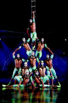 Hayatını Tasarla | Cirque Du Soleil ''ALEGRIA''