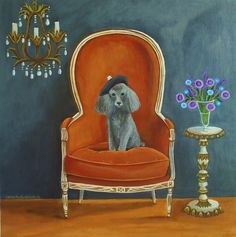"""""""Little Frenchman"""" by Catherine Nolin"""
