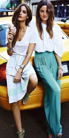 street style summer double trouble @wachabuy