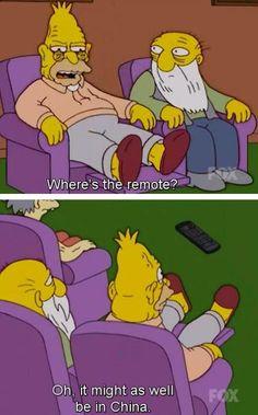Simpsons lol so true