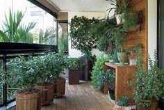 jardin interior decoracion - Buscar con Google