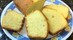 cake loaf - YouTube