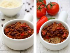 Chili con carne // Une recette simple à réaliser ! Laissez mijoter sur feu doux votre préparation afin de la rendre encore plus savoureuse ==> http://www.ptitchef.com/recettes/plat/le-chili-con-carne-fid-1563152 #recette #cuisine #ptitchef #ptitchefrecette #chiliconcarne #menudujour #cook #cooking #recipe #dailymenu #food #foodpic
