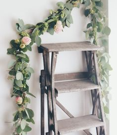In my opinion, flowers make everything better. I love them in vases, clipped onto crowns and I especially love them tied onto garland for special occasions — or just for fun! Here are 10 DIY versions, 5 using fresh flowers and 5 using pretty papers.