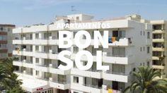 Apartamentos Bon Sol en Playa d'en Bossa, Ibiza, España. Visita Apartame...