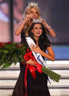 Love Miss America!!