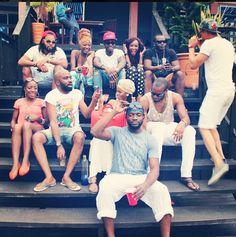 NIGERIA | Behind the scenes video shoot in Lagos