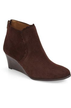 9fd4ae7338b0 Jack Rogers  Emery  Wedge Bootie (Women) available at  Nordstrom Wedge  Bootie