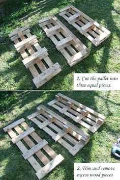 Grow strawberries in small spaces with this project tutorial on how to build and plant up a better Strawberry planter using a single wooden pallet