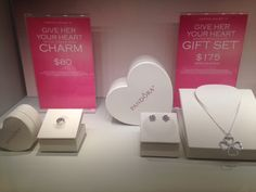 Give her your heart this valentine's day with the 'Love is Forever' Charm or one of our beautiful gift sets. #valentinesday #pandora #loveisforever #giveheryourheart #giftsets #bracelets #necklaces #charms #bcc