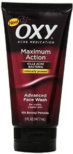 Oxy Maximum Action Face Wash 5 Ounce * Want to know more, click on the image.