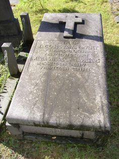 Grafsteen Van Vliet/Pieters, R.K. Begraafplaats Daalseweg, Nijmegen.