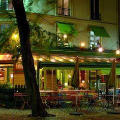 L'été en pente douce // café Paris