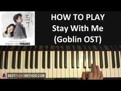 HOW TO PLAY - Goblin 도깨비 OST - Stay With Me - CHANYEOL (찬열)  PUNCH (펀치) ...
