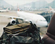 "878 Gostos, 26 Comentários - Patrick Ng (@patrickng) no Instagram: ""Heading Kuala Lumpur. #oliveedition #travel #lifewelltravelled #travelersnote #travelersnotebook…"""