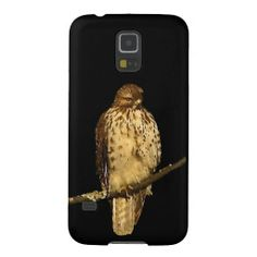 Red Tailed Hawk Cases For Galaxy S5
