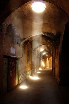 Yazd street Iran Traveling Center irantravelingcent... #iran #tehran #travel
