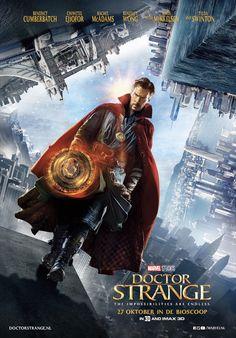 Doctor Strange, de nieuwste aanvulling in het Marvel Cinematic Universe is eindelijk in de bioscoop. Hier vind je onze recensie en een winactie.