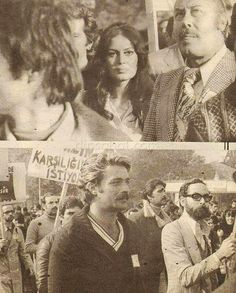 Famous Cinema Workers Participated in the March 1 March from Yesterday to Today - - History Photos, Art History, Celebrity Couples, Celebrity Photos, Once Upon A Time, 1. Mai, Pan Africanism, Bored Panda, Beautiful Celebrities