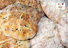 "Bosnisches Fladenbrot ""Lepinje"", leicht, luftig, lecker/ Bosanske Lepinje - Somuni, jednostavne, mekane, ukusne"