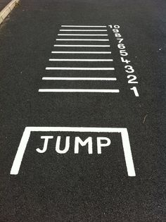 tmf006-b-long-jump-playground-marking