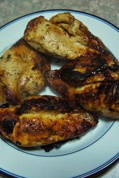 Honey Lime Chicken: Savory Sweet and Satsifying