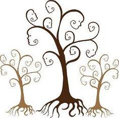 Ideas for Family Tree Tattoos
