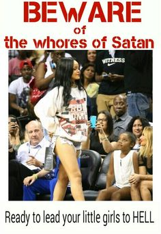ALL famous/celebs/stars/Idols/politicians, ALL people of power and riches SOLD THEIR soul to Satan the devil to get there. Remember the World was given into the hands of the Wicked until Christ (black according to the bible) returns. Keep your children wat from the ILLUMINATI Satanic Cult music and movie industry. Yes also Disney is in on IT. All media. BEWARE. Do your Research. Turn to CHRIST YASHIYA (Savior) and Read the bible. The time is NEAR. #HebrewIsraelites spreading TRUTH…