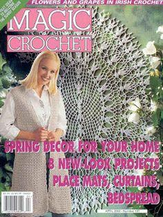 Free Crochet Patterns: Magic Crochet No. 137