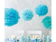 Weddings - Pom pom lanterns - decor