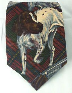 Robert Talbott Mens Tie Best Class Hunting Dogs Nordstrom Heavy Italian Madder #RobertTalbottBestofClass #NeckTie