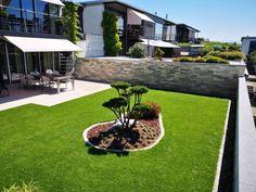 gartengestaltung – Google-Suche Sidewalk, Plants, Google, Garden Planning, Searching, Side Walkway, Walkway, Plant, Walkways