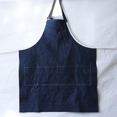 Aprons date back to the twelfth century (the name derives from the French word naperon)—and surprisingly, men were the first to adopt the practice of wearing them. Here's a roundup of some favorites: